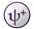 """Psi plus"" symbol: Positive Psychology"