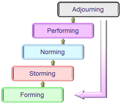 Tuckmans Model of group Development
