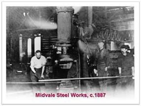 Midvale Steel Works