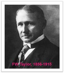FW Taylor