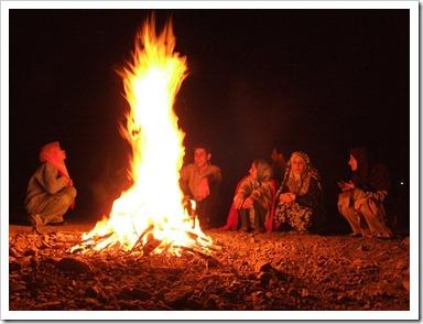 Story around a Campfire (credit: http://mrg.bz/JuDPLT)