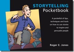 The Storytelling Pocketbook, by Roger Jones