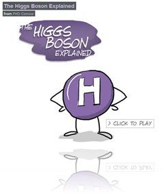 The Higgs Boson Explained - PHD Comics