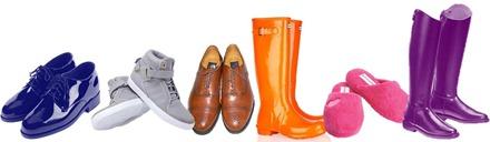 Six Action Shoes - de Bono