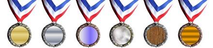 Six Value Medals - de Bono