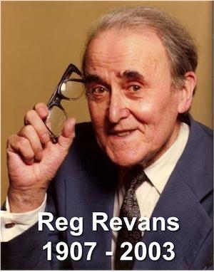 Reg Revans