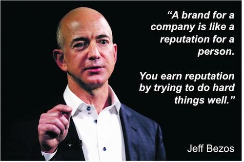 Bezos Quote