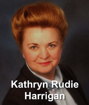 Kathryn Rudie Harrigan