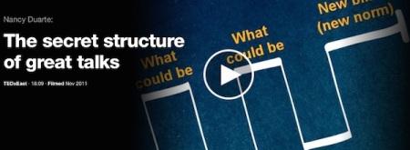 Nancy Duarte: The Secret Structure of Great Talks