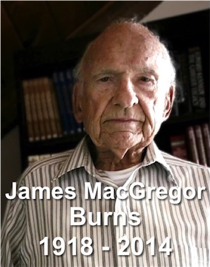 James MacGregor Burns