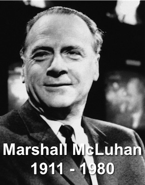 Marshall McLuhan