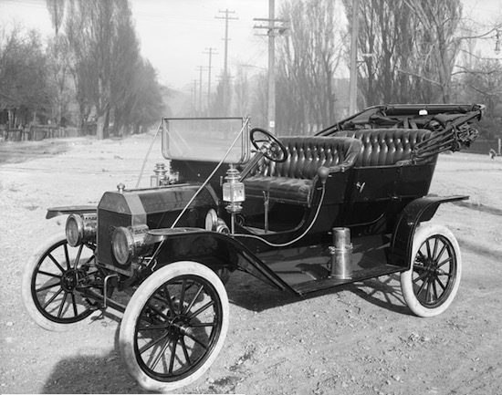 The 1910 Ford Model T