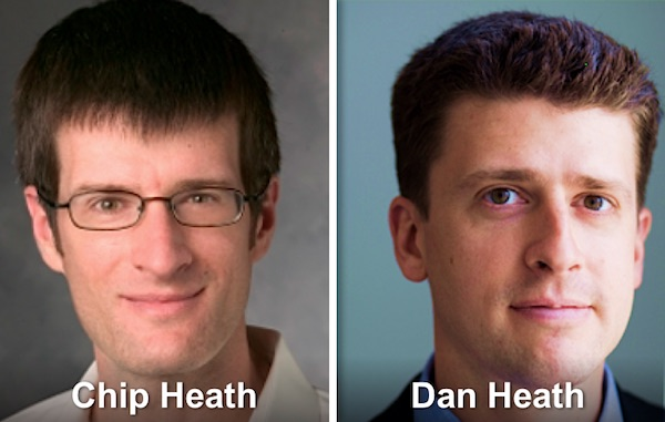 Chip Heath & Dan Heath
