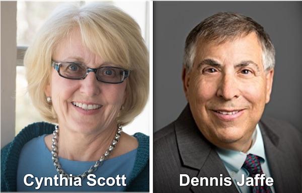 Cynthia Scott & Dennis Jaffe