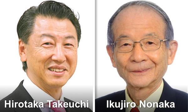 Hirotaka Takeuchi & Ikujiro Nonaka