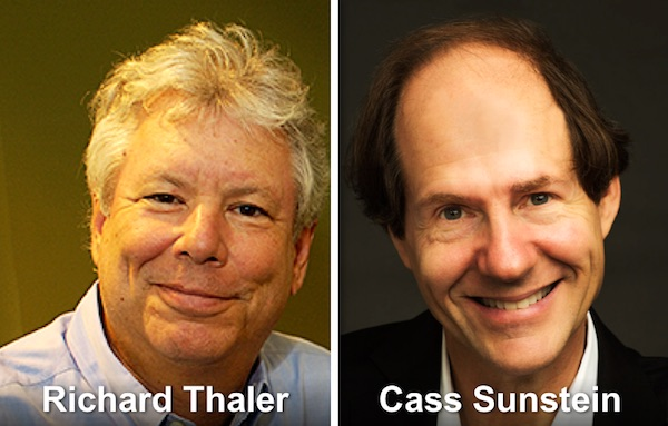 Richard Thaler & Cass Sunstein