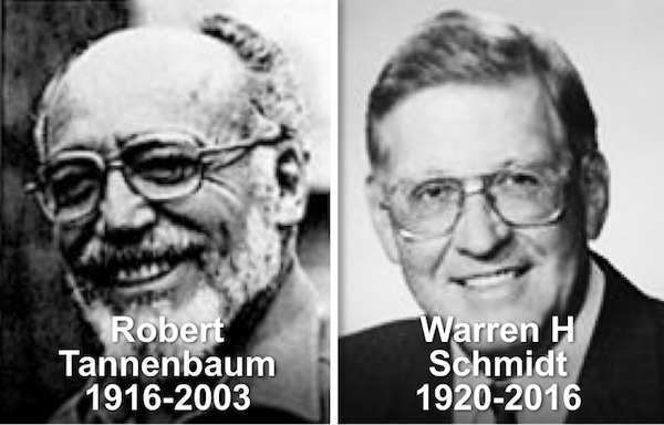 Robert Tannenbaum & Warren Schmidt