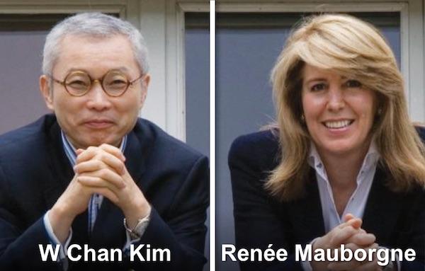 W Chan Kim & Renee Mauborgne