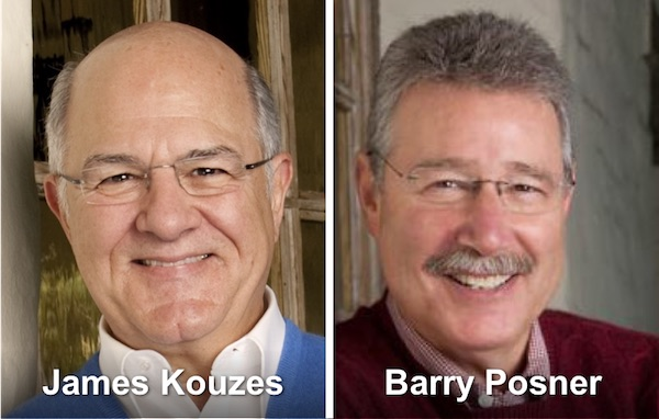 James Kouzes and Barry Posner - Leadership Challenge